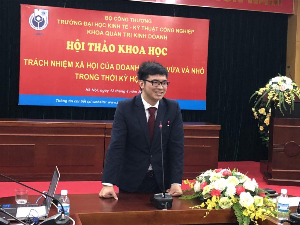Hải Phong JSC và trách nhiệm doanh nghiệp