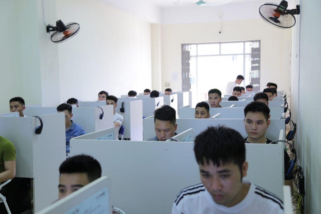 100 ứng viên tham gia kỳ thi sơ tuyển vào Toshiba Memory