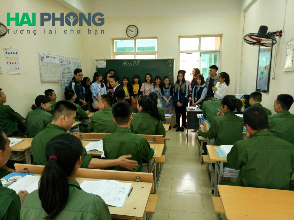 trung tâm Đào tạo Hải Phong