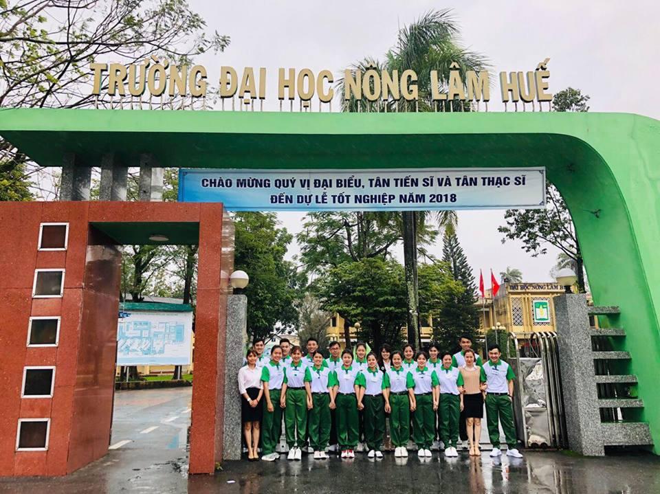 Những trái ngọt của sự kết hợp giữa Đại học Nông Lâm Huế và Hải Phong.,Jsc